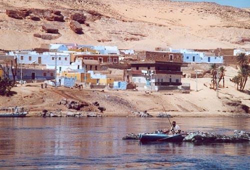 Les voyages de Jupitair en Egypte