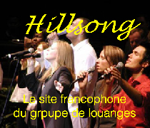 Site groupe Hillsong